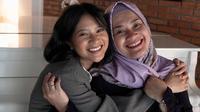 Ikke Nurjanah dan Siti Adira Kania. (Instagram/ikkenurjanah0518)