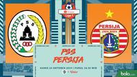 Shopee Liga 1 - PSS Sleman Vs Persija Jakarta (Bola.com/Adreanus Titus)