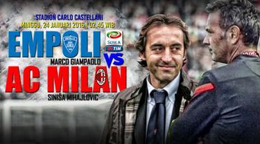 Empoli vs AC Milan