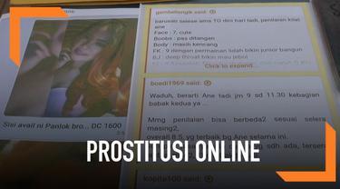 Polres Kepulauan Seribu membongkar prostitusi online yang dilakukan di Apartemen Kalibata. Pelaku menjajakan wanita panggilan melalui situs dengan kisaran harga hingga jutaan rupiah.
