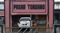 Hilangnya dagangan para pedagang lain patut dipertanyakan ke pihak pengelola Pasar Tondano Minahasa.
