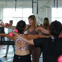 Hot Yoga Bare with Nancy Norby (Adrian Putra/Fimela.com)