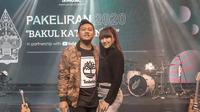 Kebersamaan Happy Asmara dan Denny Caknan (Sumber: Instagram/denny_caknan)