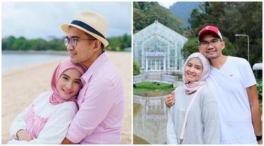 6 Potret Manis Intan Nuraini dan Suami, 10 Tahun Bersama Jauh dari Gosip Miring