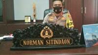 Kapolres Minahasa Selatan AKBP S Norman Sitindaon.