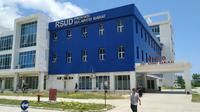 RSUD Regional Sulbar, rumah sakit rujukan Covid-19