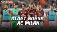 PODCAST: Start Buruk AC Milan (Abdilah)