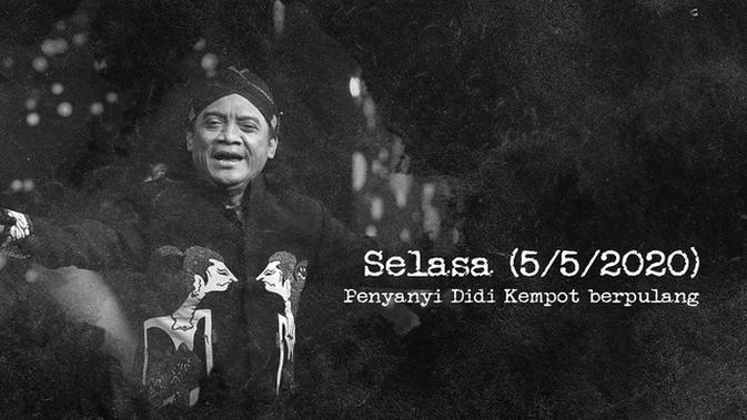 Videografis Selamat Jalan Legenda Patah Hati Didi Kempot Hot