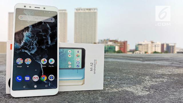 Review Xiaomi Mi A2 Unggul Di Performa Dan Kamera Minus Di