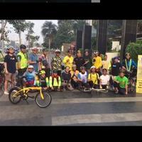 Apakah masih aman untuk bersepeda di masa pandemi virus Corona seperti sekarang ini? (Instagram @b2w_indonesia)
