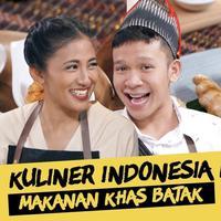 Makanan Batak (Foto: KokikuTV)