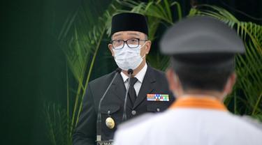 Ini Pesan Ridwan Kamil untuk Bupati dan Wakil Bupati Cianjur yang Baru Dilantik