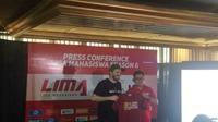 Liga Mahasiswa bakal menghelat musim keenam dengan dukungan sponsor baru dari GoJek. (Bola.com/Andhika Putra)
