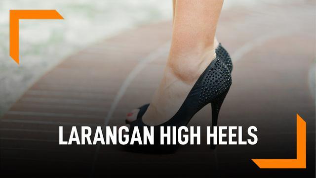 Alasan Larangan High Heels di Tempat Bersejarah Yunani