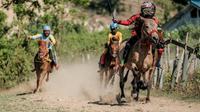 Event pacuan kuda di Kabupaten Bima Nusa Tenggara Barat (NTB) yang dilirik Menparekraf Sandiaga Uno (Dok. Humas Kemenparekraf / Dewi Divianta)