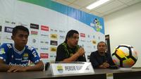 Asisten pelatih Persib, Fernando Soler (Liputan6.com/ Kukuh Saokani)