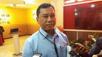 Direktur Reskrimsus Polda Sulsel, Kombes Pol Yudhiawan Wibisono mengatakan penanganan kasus dugaan suap proyek DAK senilai Rp 40 miliar di Kota Pare-Pare melibatkan tim Bareskrim (Liputan6.com/ Eka Hakim)