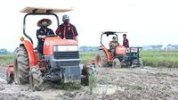 Mentan Syahrul Yasin Limpo mengungkapkan, salah satu faktor penyebab pertumbuhan kinerja sektor pertanian adalah musim tanam yang sukses meski Covid-19 masih mewabah. (Dok Kementan)