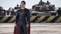 Superman di Man of Steel. (Warner Bros)