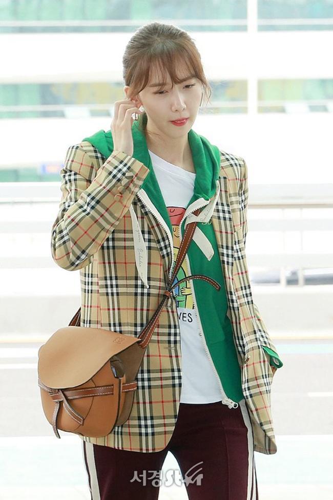 Fashion Yoona SNSD yang cantik dan menawan meski sepintas terlihat sederhana/ copyright sedaily.com/Yoona Instagram/jje