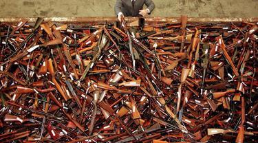 Undang-undang Penggunaan Senjata Api di Dunia