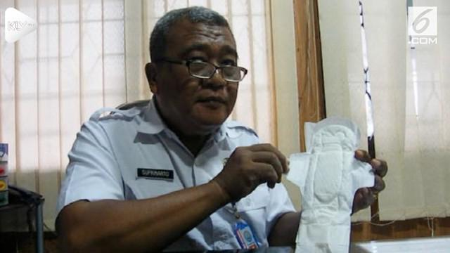 BNN Jawa Tengah menemukan beberapa remaja kecanduan air rebusan pembalut wanita.