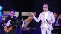 Marcell di Prambanan Jazz 2018 (Bambang Ekoros Purnama)