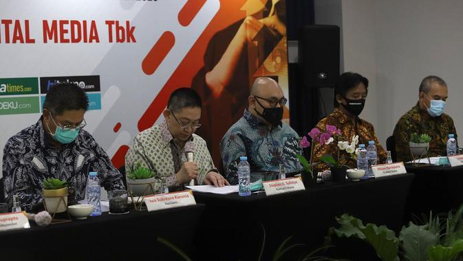 DIGI Kantongi Pendapatan Rp 37,6 Miliar di 2019, Arkadia Digital Media Raih Pendanaan MDIF - Bisnis Liputan6.com