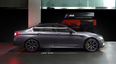 Melihat Keistimewaan BMW M5 Competition (ist)