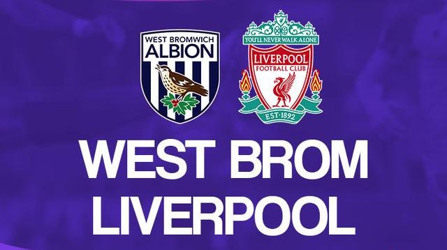 Premier League - West Brom Vs Liverpool (Bola.com/Adreanus Titus)
