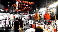 Petaling Street, Kuala Lumpur, Malaysia. (Sumber Foto: mobs81/Instagram)
