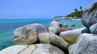 Keindahan Pulau Natuna. (Liputan6.com/ Ajang Nurdin)