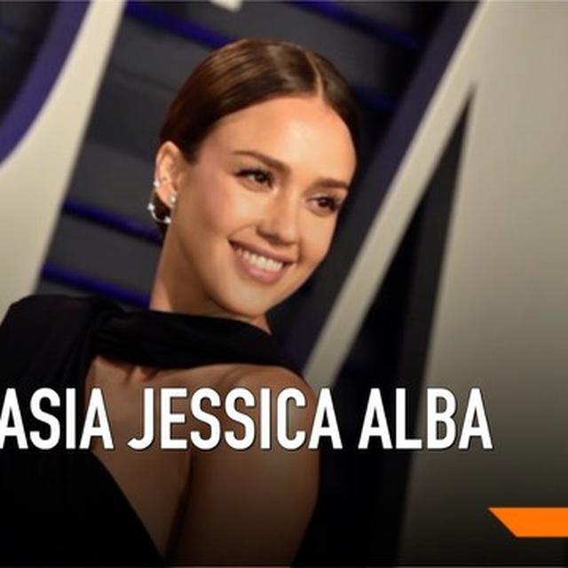 VIDEO: Jessica Alba Lakukan Ini Sebelum Lakoni Adegan