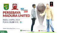 Piala Presiden Persebaya Surabaya Vs Madura United Head to Head Djadjang Nurdjaman, Dejan Antonic (Bola.com/Adreanus Titus)