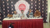 Direktur Amnesty International Indonesia Usman Hamid. (Liputan6.com/Putu Merta)