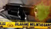 Ilustrasi Penembakan (Liputan6.com/Andri Wiranuari)