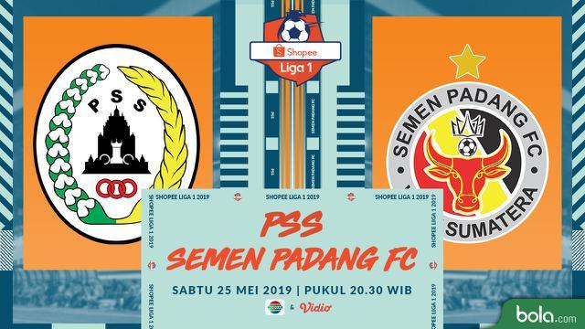Eksklusif Live Streaming Shopee Liga 1 di Indosiar: PSS Vs Semen Padang – Indonesia Agenbola