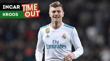 Berita video Time Out kali ini tentang Manchester United yang menjadikan Toni Kroos sebagai target utama pada musim panas 2018.