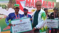 Paralayang Trip of Indonesia (TroI) Seri 3 digelar di Mandalika, Lombok Tengah pada 29 Agustus - 1 September 2019.