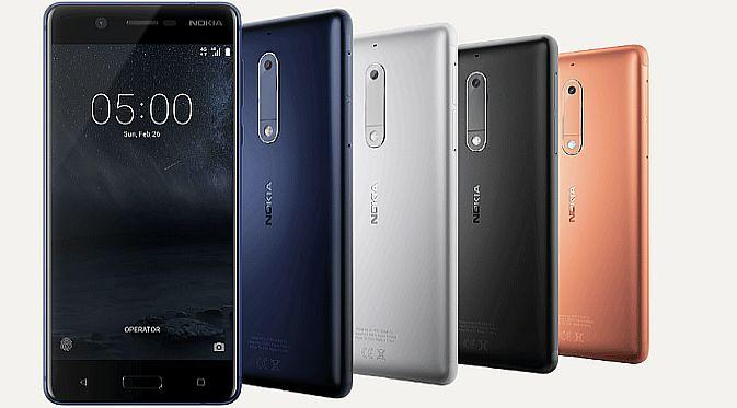Nokia 5 (Foto: HMD)