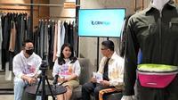Jakarta Fashion Week (JFW) 2021 kembali digelar pada 26-29 November 2020 di Senayan City, Jakarta Pusat.