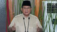 Prabowo Subianto. (Liputan6.com/Helmi Fithriansyah)