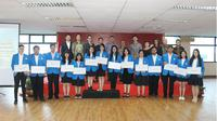 Mahasiswa Berprestasi President University Meraih CHEC Scholarship Award