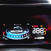 Ada banyak indikator di meter cluster mobil. (Foto: Daihatsu)