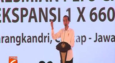 PLTU ini mampu menambah pasokan listrik di Jawa dan Bali dengan estimasi 682 ribu sambungan baru.