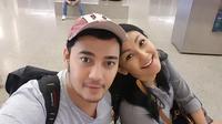Kalina Oktarani dan Muhammad Hendrayanto
