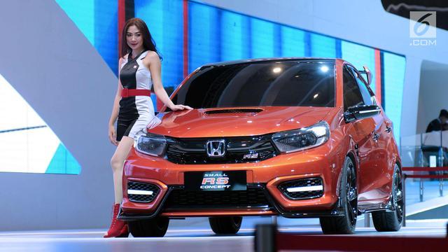 Diskon Mobil Honda Mencapai Puluhan Juta Di Iims Model Apa Otomotif Liputan6 Com