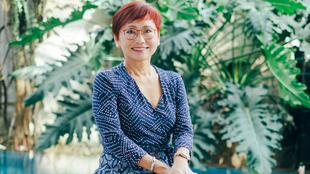 Suzy Hutomo, Owner & Chairperson The Body Shop Indonesia, sekaligus aktivis lingkungan. Sumber foto: Document/Suzy Hutomo.