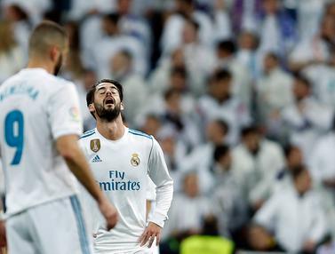 Real Madrid Gugur di Copa del Rey