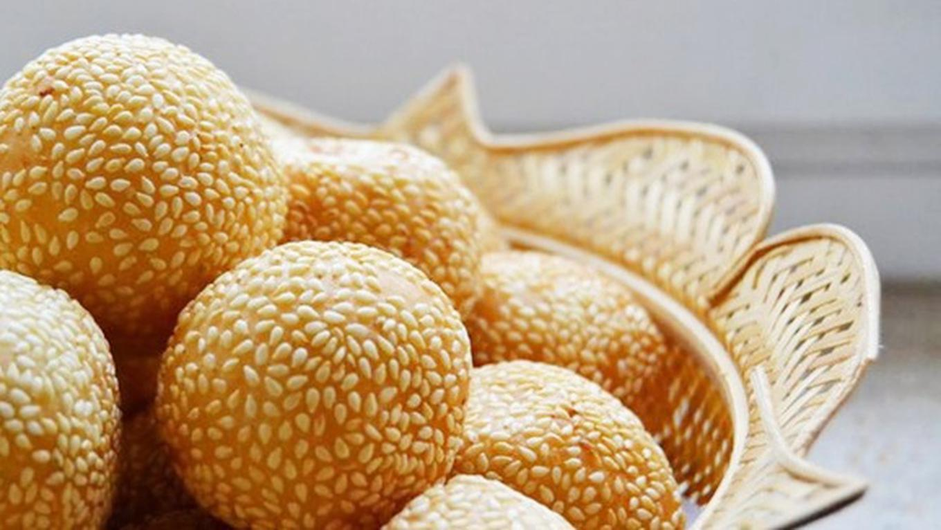 Delicious Green Beans Filled Onde Onde Recipe